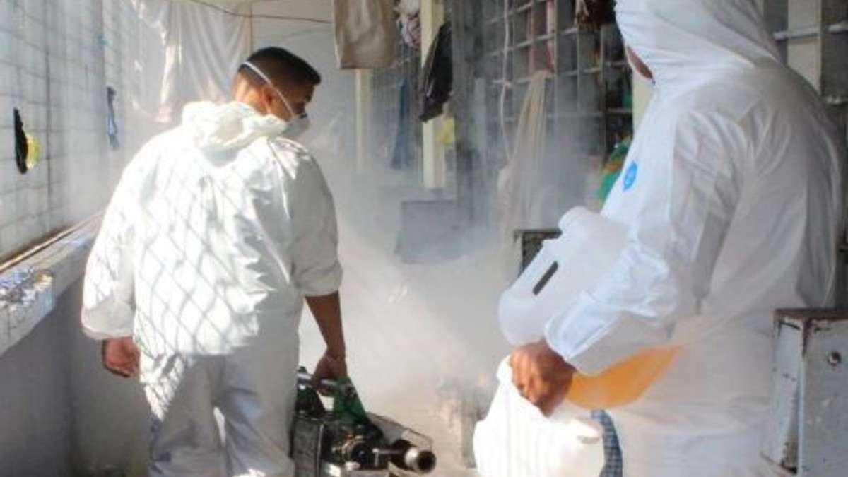 sanitizacion centros penitenciarios cdmx coronavirus covid19