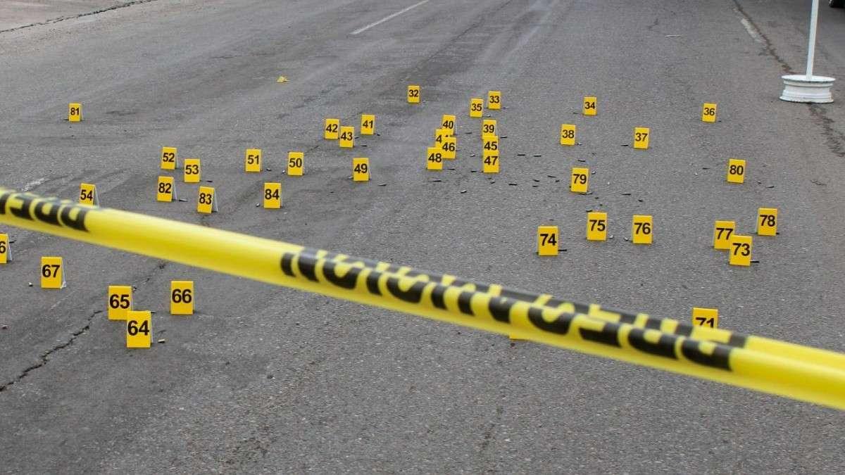 bala perdida mujer muerte balacera guanajuato