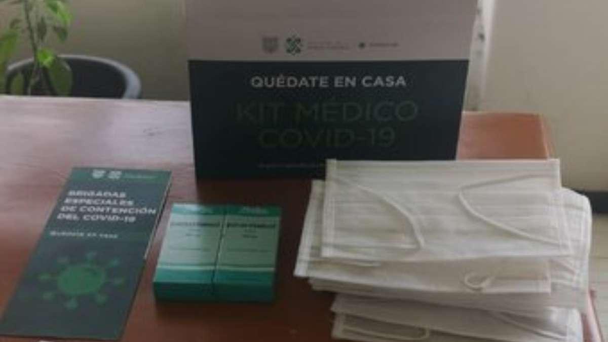 Mil pesos para sospechosos de Covid 19 en CDMX. Foto: Especial
