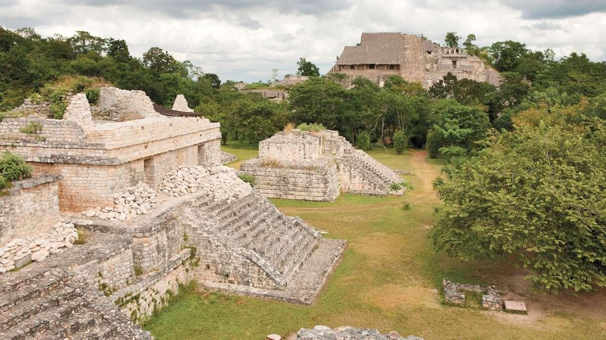 En México, existen 31 zonas arqueológicas que pueden visitarse virtualmente. Foto: Especial