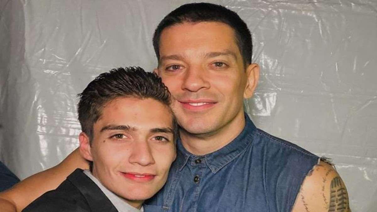 Tristan y su padre fueron inseparables, sin embargo al paso de los años las cosas cambiaron. Foto: Especial