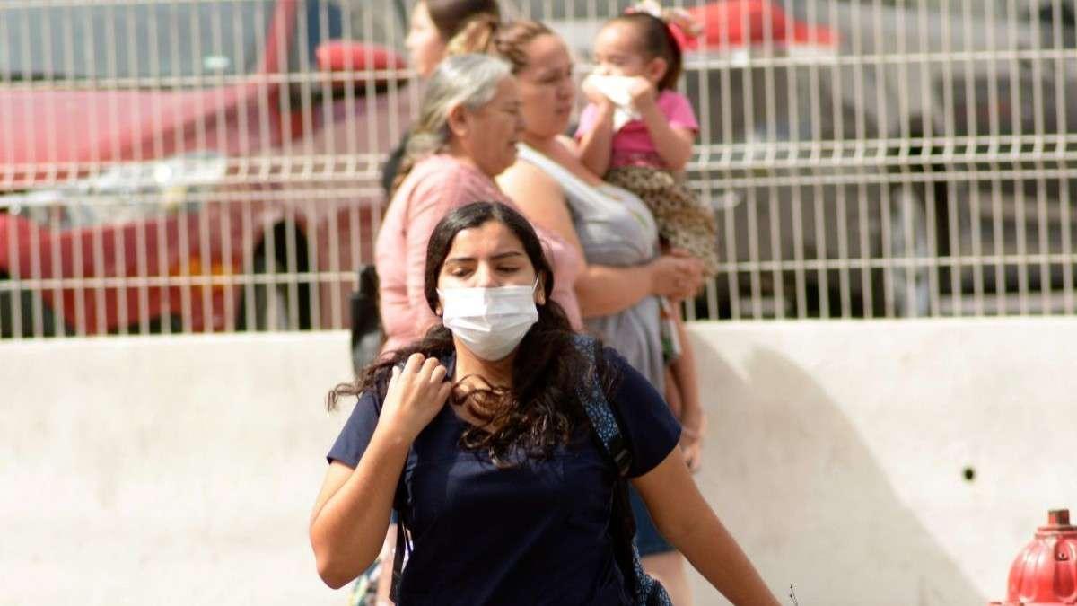 La Secretaría de Salud del Edomez precisó que 41 pacientes reciben atención en unidades hospitalarias; y hasta el momento, suman 34 altas sanitarias. Foto: Cuartoscuro
