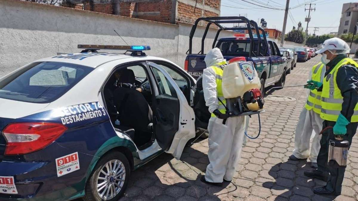 cuajimalpa-alcaldia-sanitizan-atrullas-vehiculos-servicios-publicos-limpieza-calles
