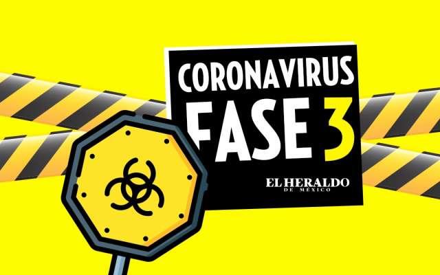 Fase 3 de COVID-19 en México