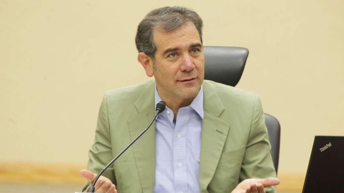 Lorenzo Córdova Vianello es el consejero presidente del INE. Foto: CUARTOSCURO