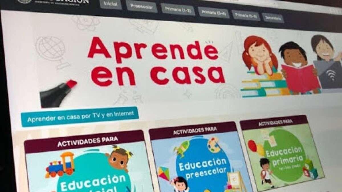 Aprende en casa | Horarios para preescolar y primaria del 27 de ...