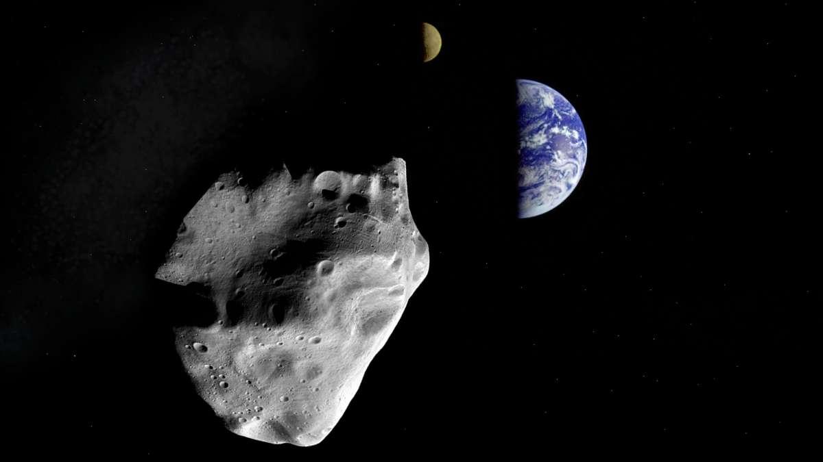 asteroides interestelares viven escondidos Sistema Solar