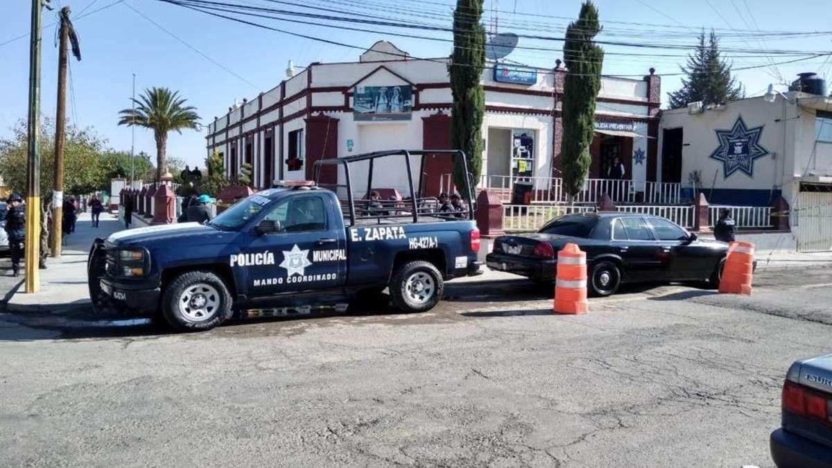 policias portestas malos tratos emiliano zapata veracruz