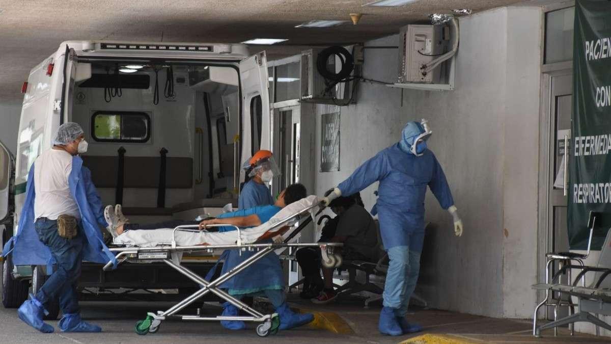 coronavirus pandemia contagios mexico policias imss hospitales covid