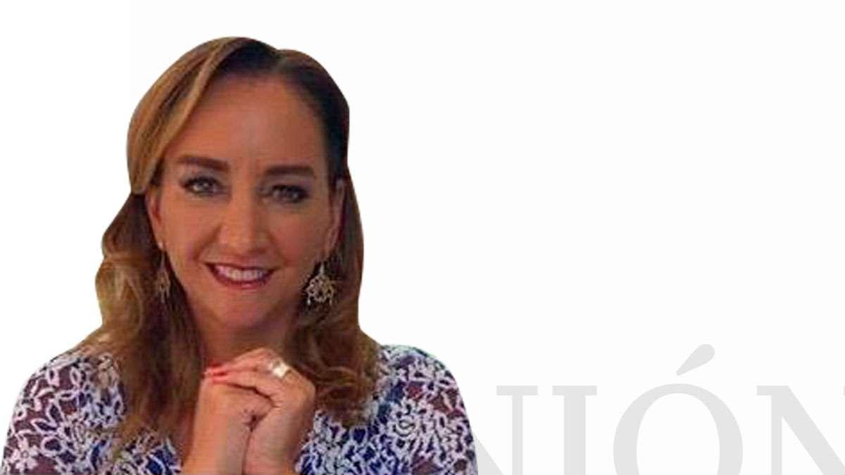 Claudia Ruiz Massieu / Senadora de la República por el PRI / El Heraldo de México