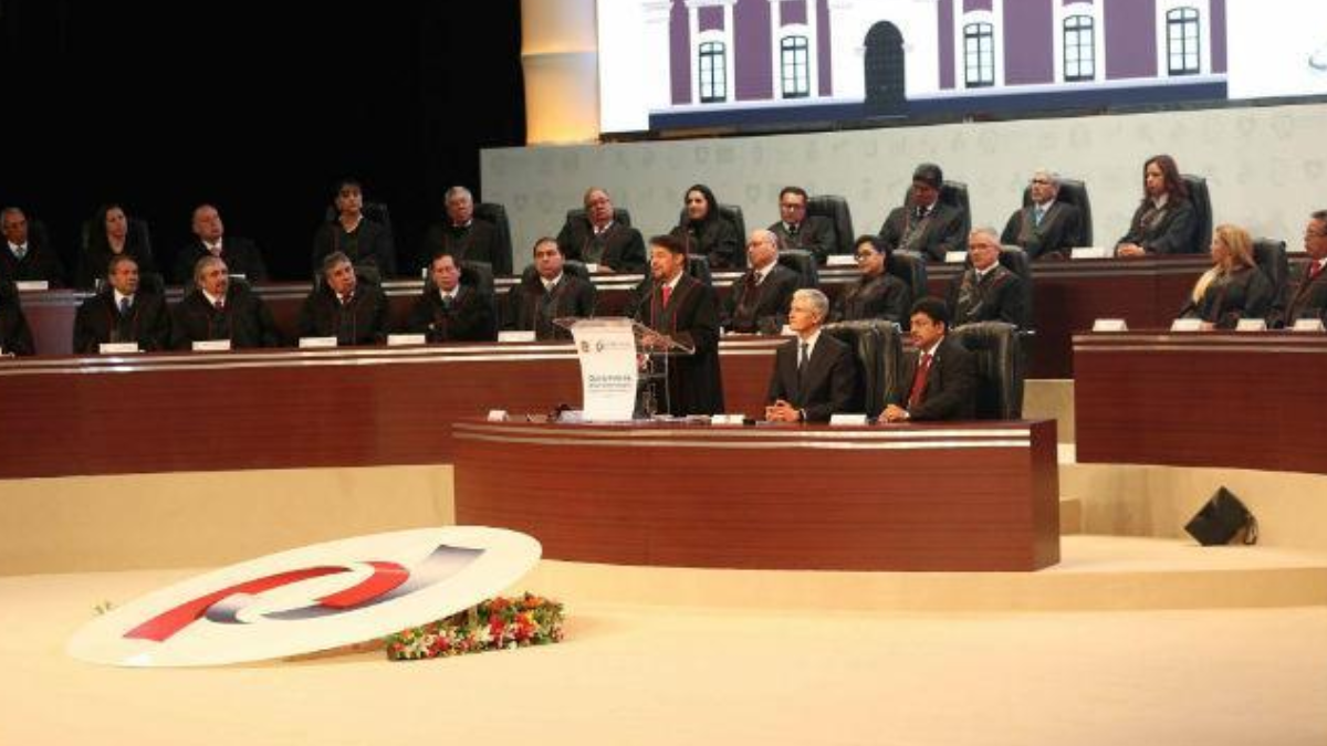 tribunal electronico