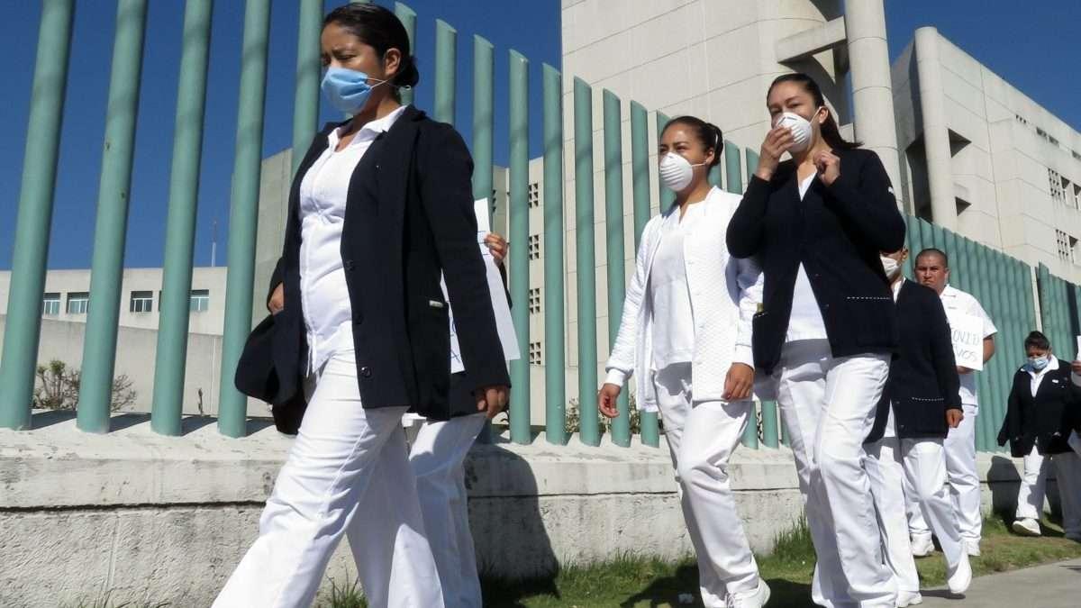 El Conapred hizo un llamado a la ciudadanía para no estigmatizar al personal de salud. Foto: CUARTOSCURO