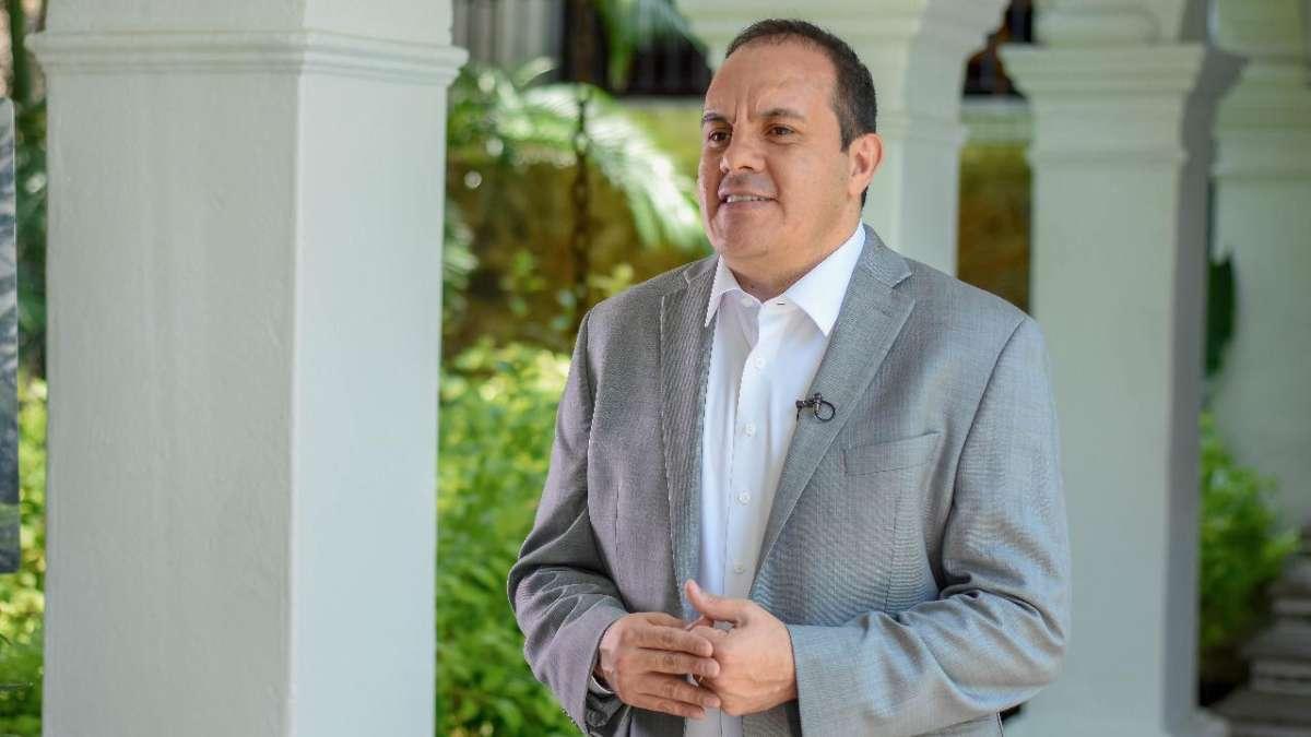 Gobernador cuauhtemoc blanco insiste en cuarentena por coronavirus