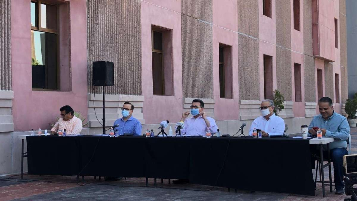 medidas sanitarias contingencia pandemia covid19 sonora secretaria de salud aislamiento obligatorio
