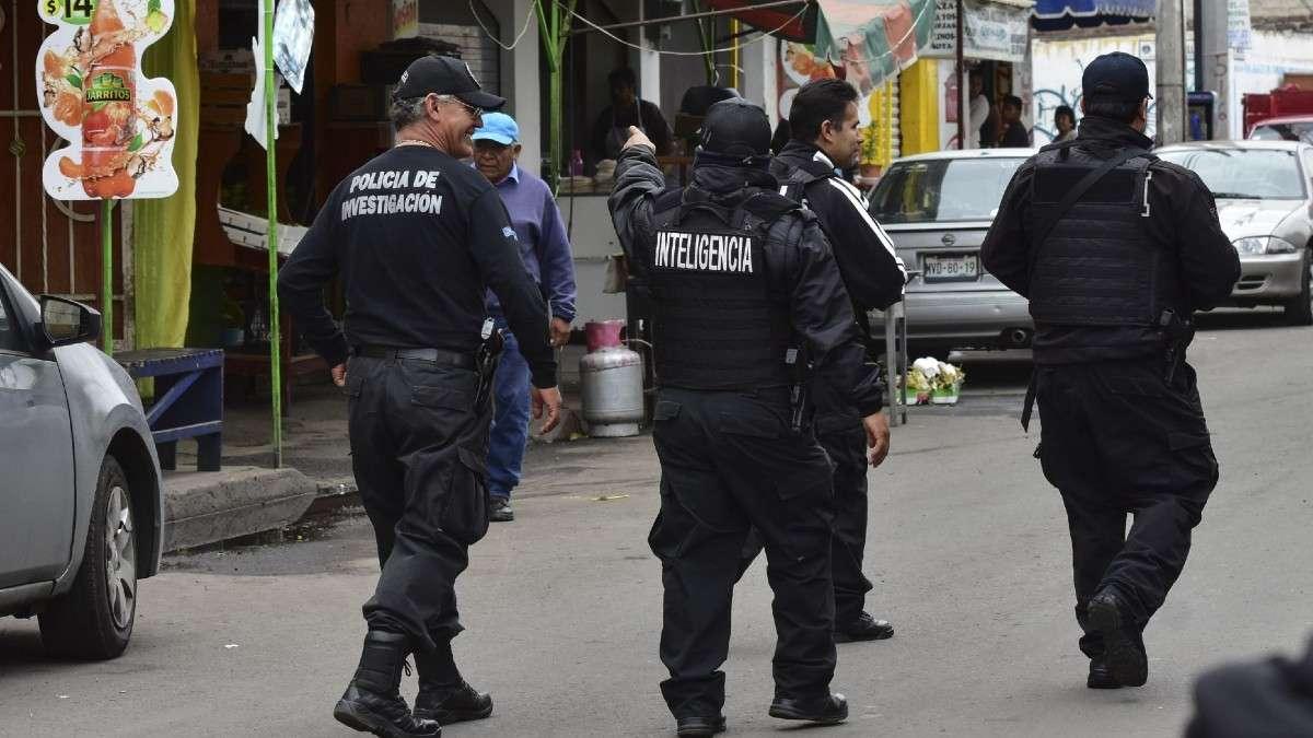 policia de investigacion orden de aprension union de tepito cdmx