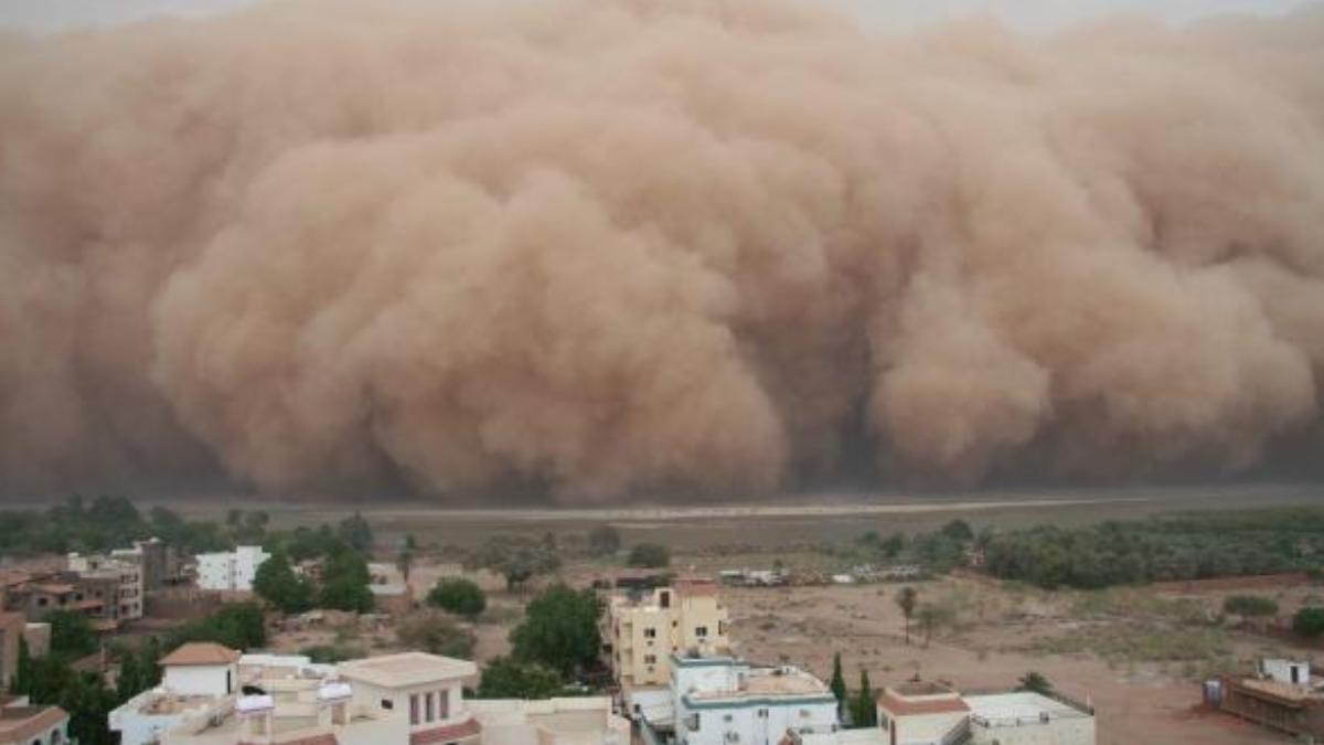 Polvo del Sahara atraviesa el Atlántico e invade América; México ...