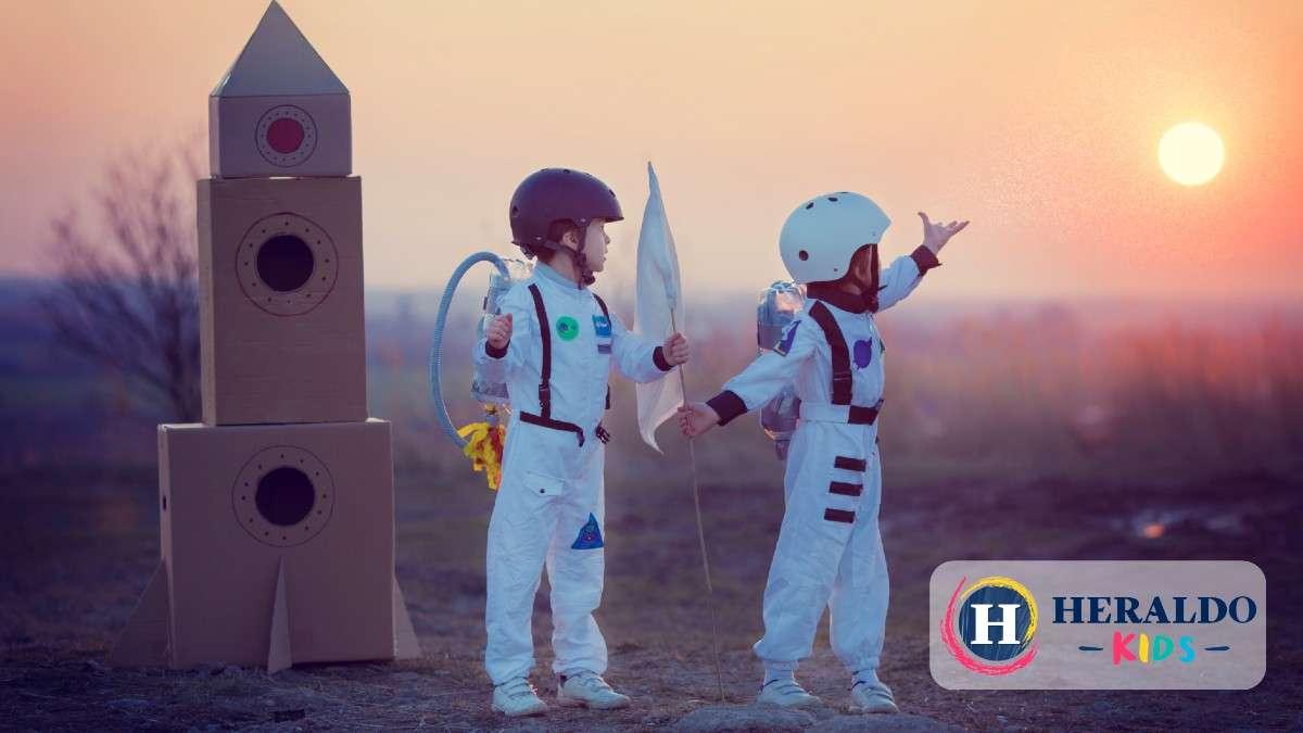 Viaja al espacio con tu propia nave espacial. Foto: Especial