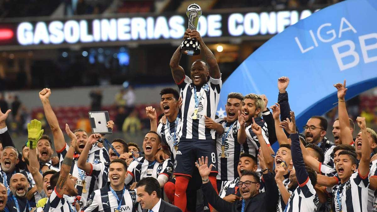 monterrey liga mx campeon
