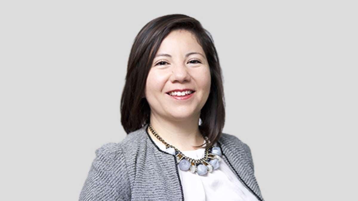 Itziar Gomez Jimenez, directora de Comunicacion y Mercadotecnia de Hannover Fairs México