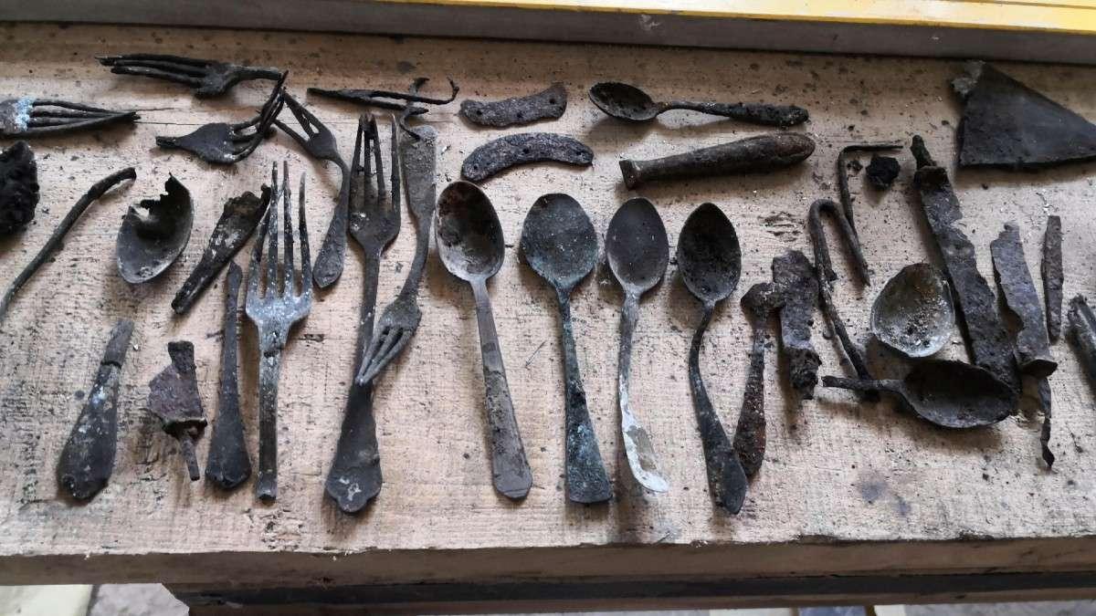 puedo conservar hallazgos arqueologicos excavacion propiedad privada mamuts hallados aeropuerto santa lucia