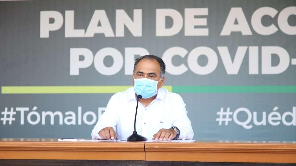 hector astudillo guerrero gobernador estado pandemia coronavirus