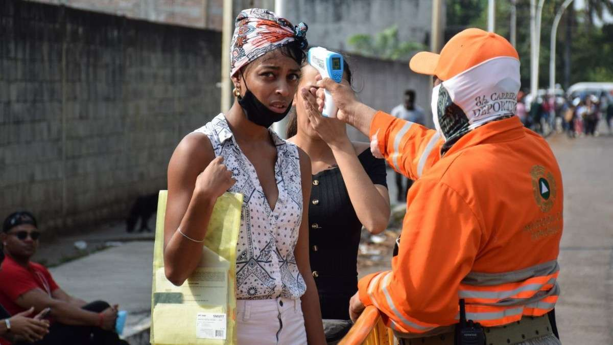 detencion migrantes sintomas covid19 coronavirus tamaulipas patrulla fronteriza