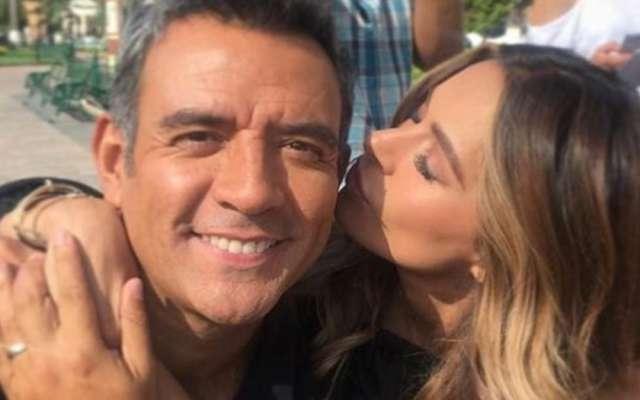 Galilea Montijo ayudo a Hector Sandarti para volver a Televisa. Foto: Instagram Galilea Montijo