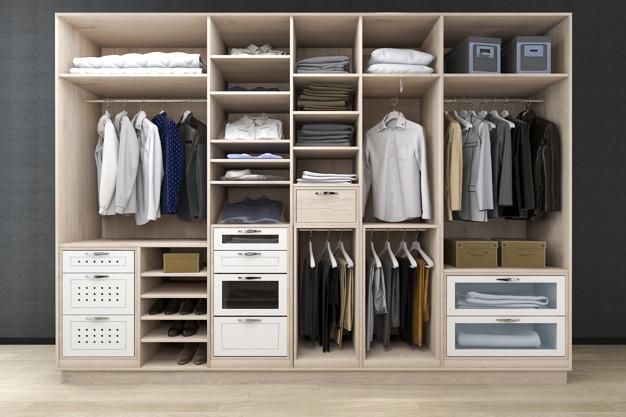 Cómo mejorar la energía en tu closet por medio del Feng Shui?
