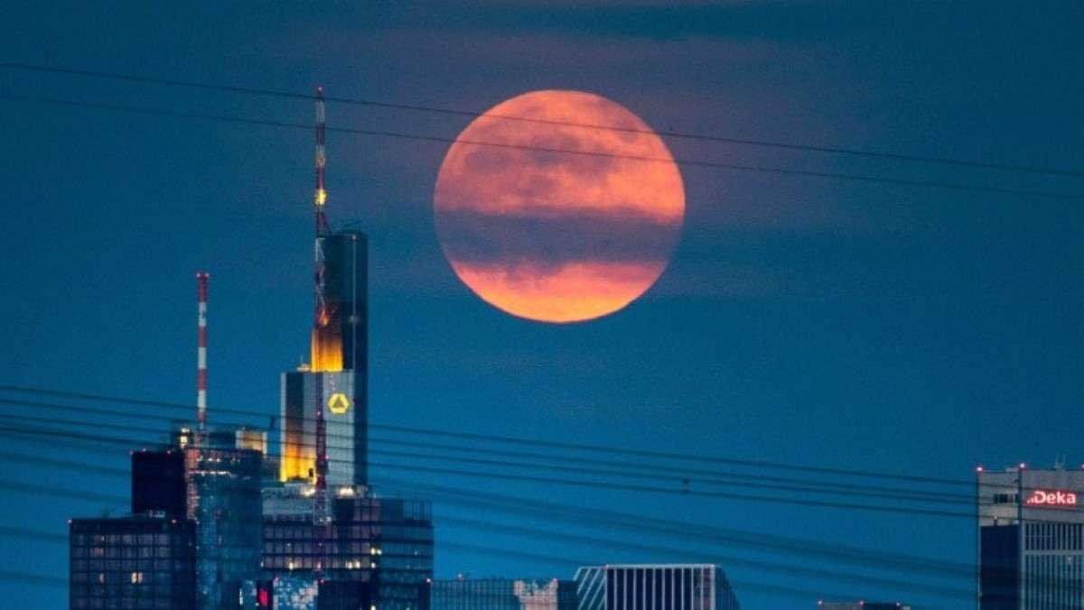 Se podrá ver desde Mexico la 'Luna de Fresa'?