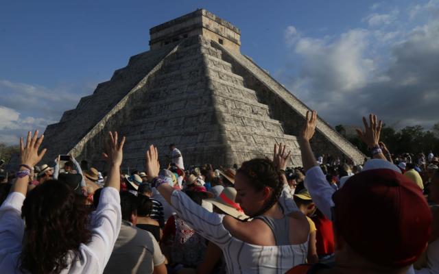 fin mundo chichenitza prediccion mayas
