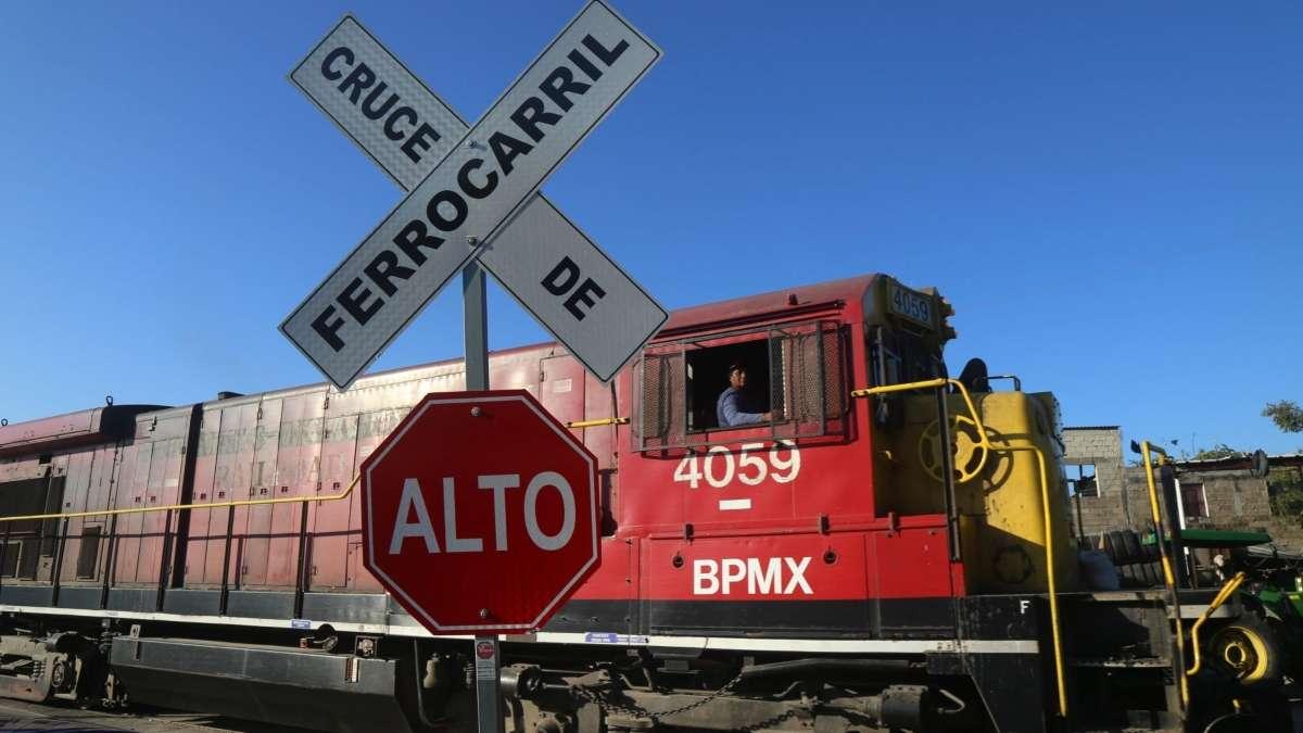 Jose Guillermo Zozaya dijo que ha aumentado la seguridad ferroviaria FOTO: CUARTOSCURO