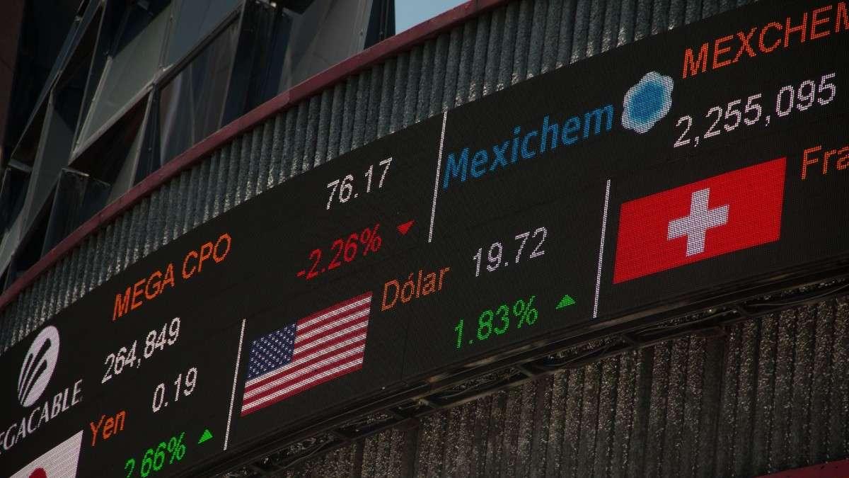 bolsa mexicana de valores mercados financieros ipc dolar peso cierre 7 de julio