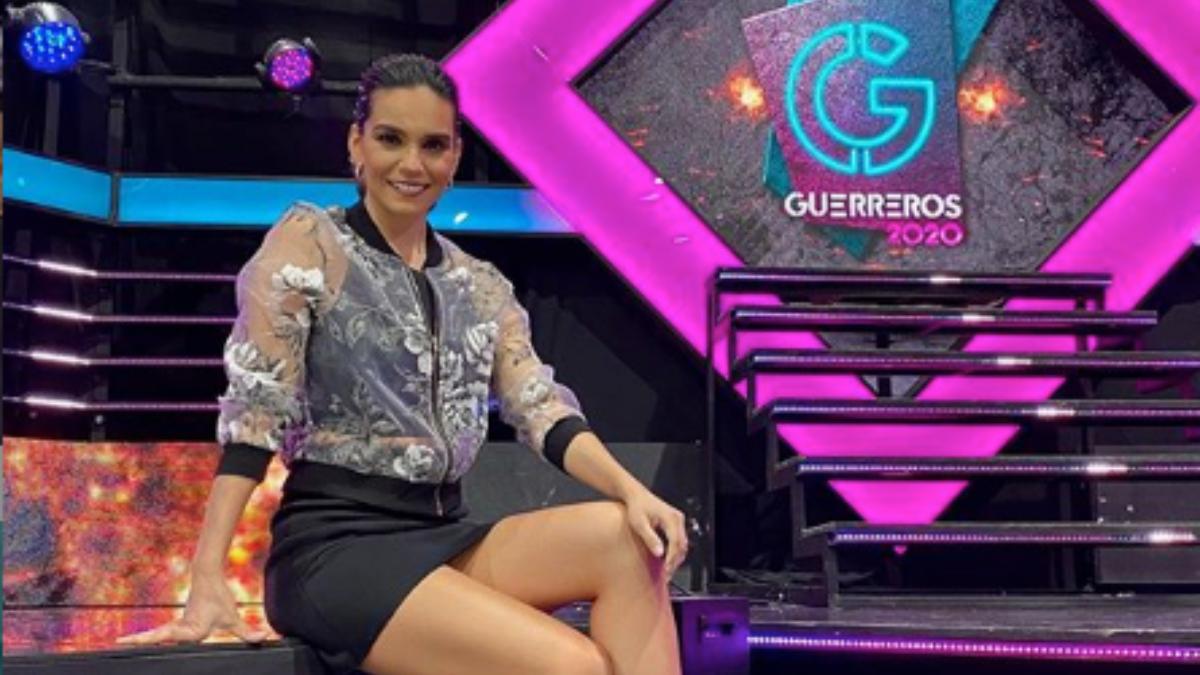 Guerreros 2020: Tania Rincón se despide de la emisión ¿por qué?
