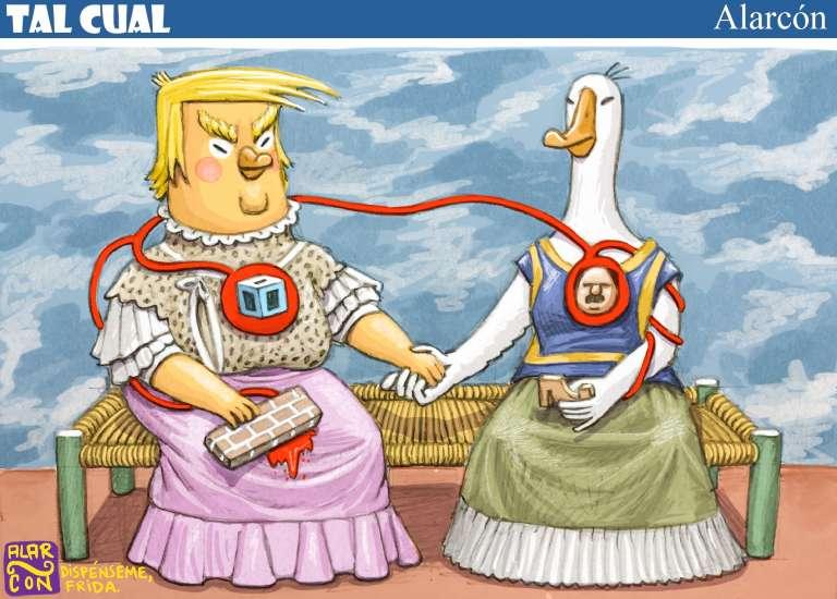 Las dos Su-Fridas - Alarcón