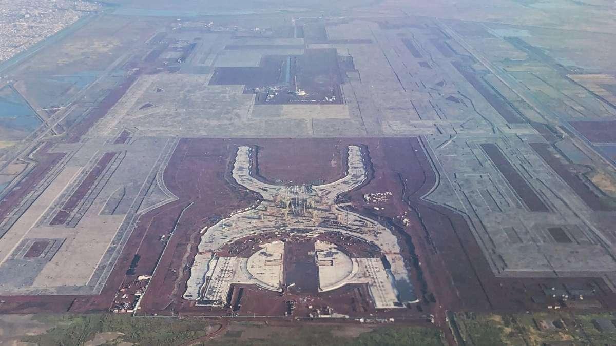 75 mil millones de pesos  costó la cancelación del aeropuerto en Texcoco. Foto: Cuartoscuro