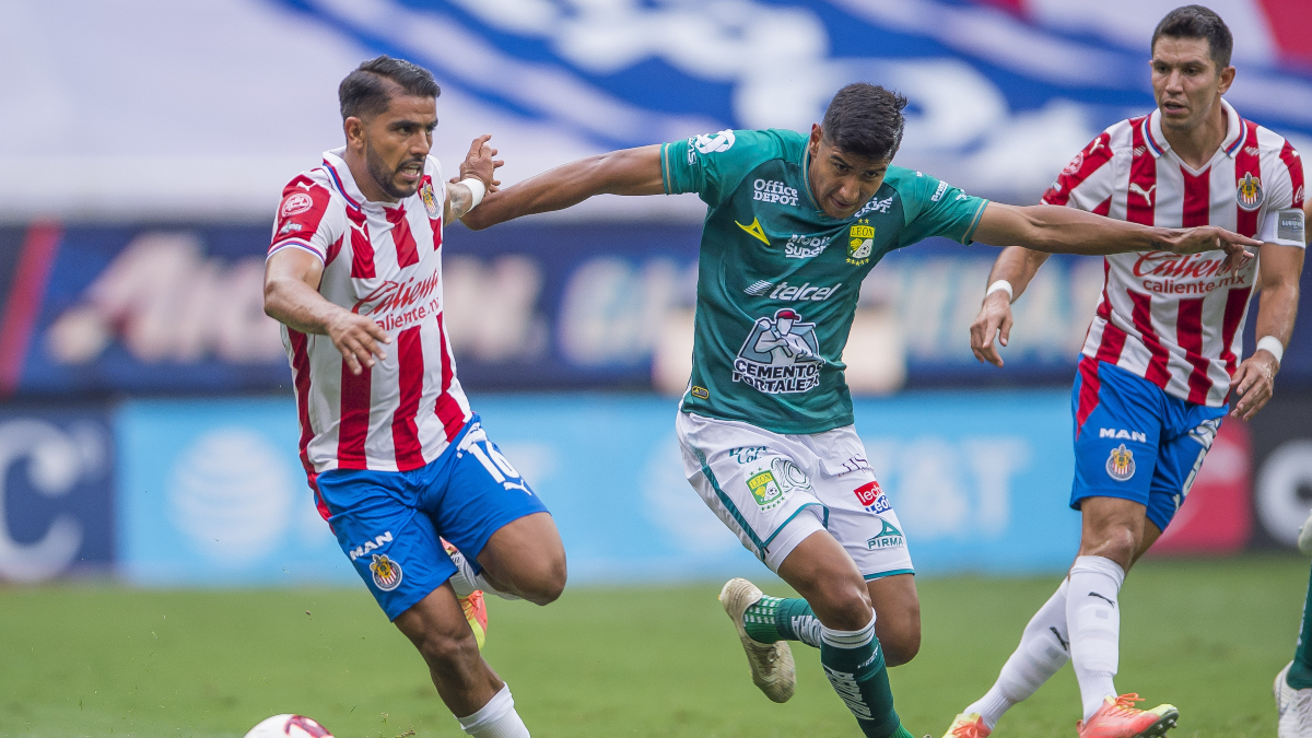 Se cansan de fallar! Chivas y León empatan sin GOLES en debut en ...