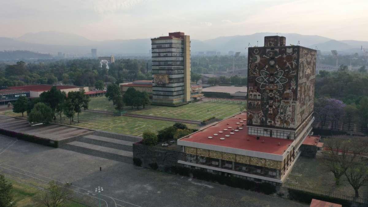 Examen de la UNAM. Foto: Cuartoscuro