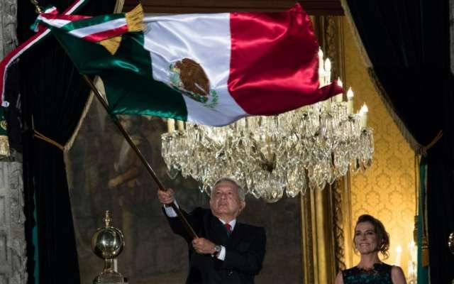 Grito de Independencia. Foto: Cuartoscuro