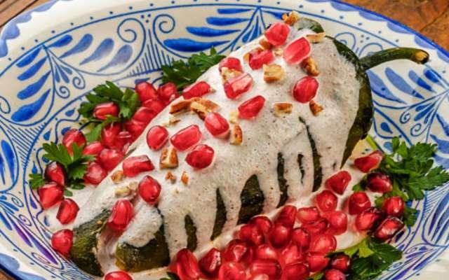 El famoso platillo mexicano se suele disfrutar en el mes de septiembre por los festejos patrios. Foto:  iStock