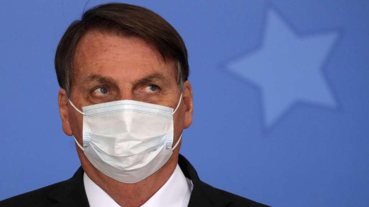 Jair Bolsonaro. Foto: AP