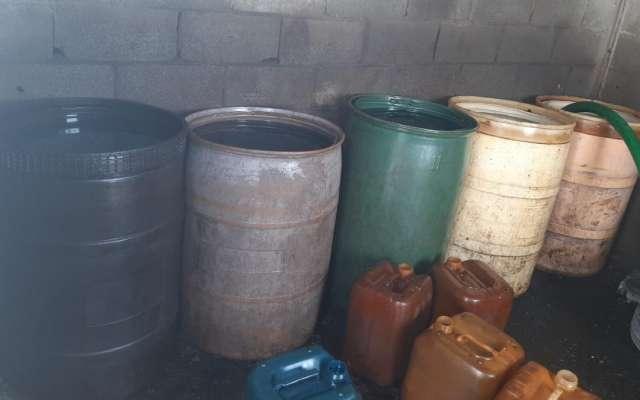 tamaulipas decomiso gasolina venta ilegal secretaria de marina detenidos