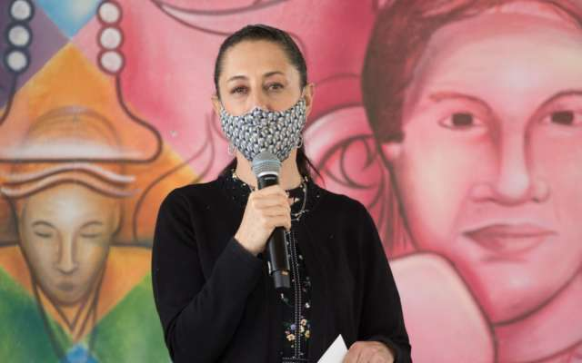 La jefa de Gobierno pide que exista el dialogo  Foto: Cuartoscuro