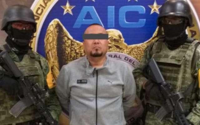 José Antonio Yépez Ortiz fue detenido. Foto: Especial