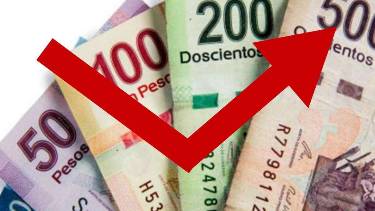 Dinero en Mexico