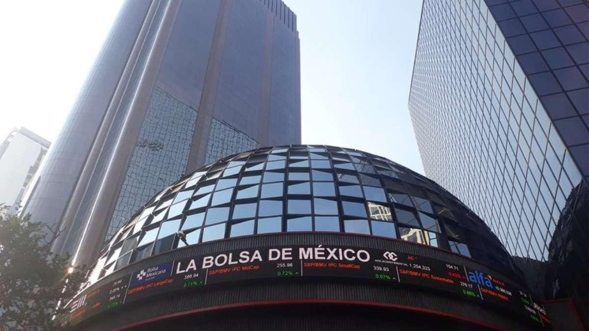 La Bolsa Mexicana de Valores (BMV) retrocedió 0.21 por ciento. Foto: Cuartoscuro