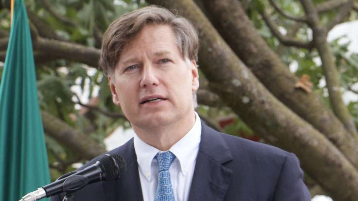 Christopher Landau, embajador de Estados Unidos en México. Foto: Cuartoscuro