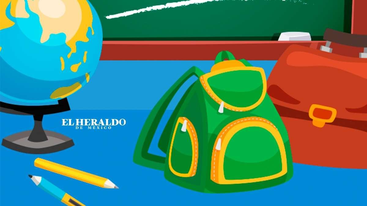 EFECTO ESCOLAR.  La crisis económica por el COVID-19 ha generado que alumnos abandonen estas escuelas. Ilustración. El Heraldo de México