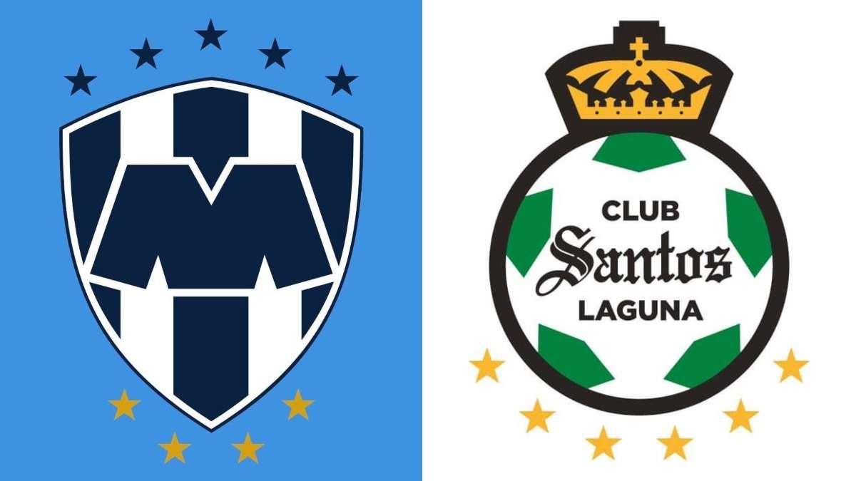 Sí, mañana continúa la tercera jornada del Torneo de Apertura 2020, conocido ahora tras la pandemia como Torneo Guard1anes. Fotos: @rayados y @clubsantos (FB)