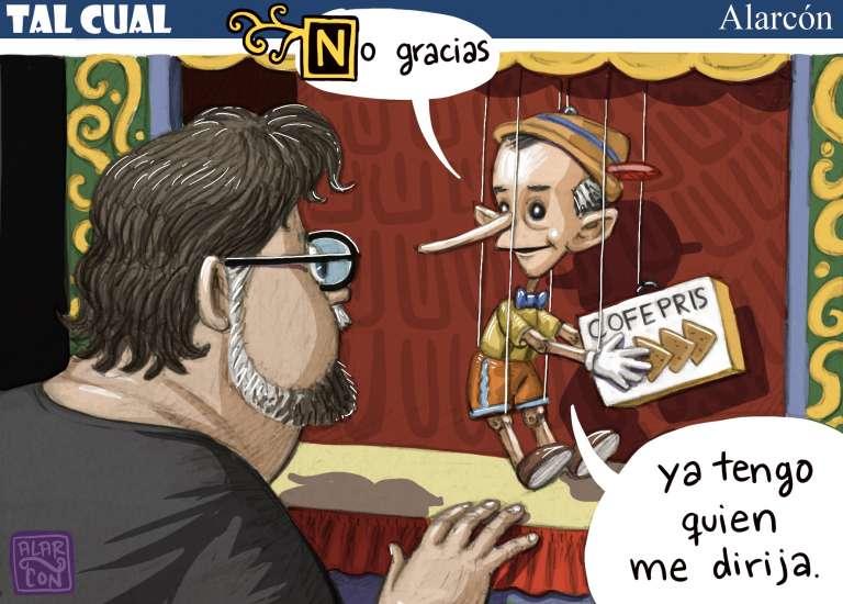 Pinocho - Alarcón