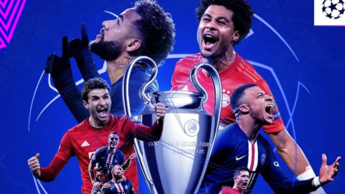 Champions League Finale Гјbertragung Tv